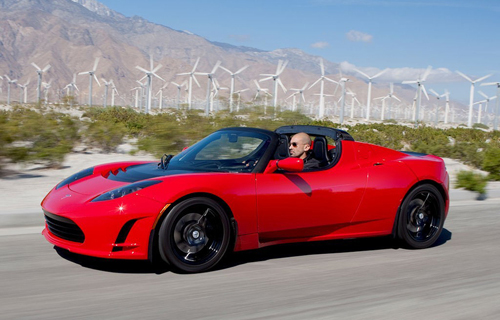 2015 Tesla Roadster 3.0