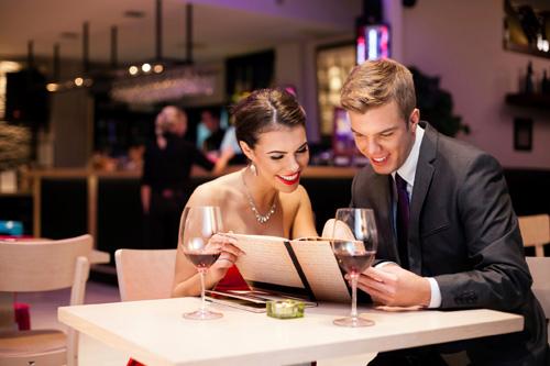 valentine date Romantic Restaurants