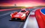 Nissan's LMP1 Super Bowl star