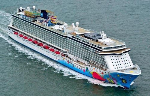 World Cruise Ships