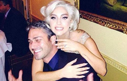 Taylor Kinney proposed Lady Gaga