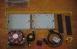 Desktop Plastic Project Case Box