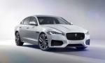 New Jaguar XF sedan Model