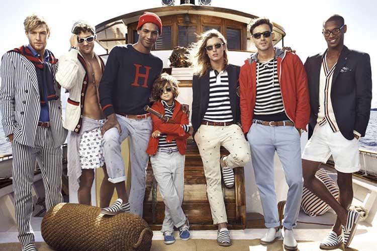 Tommy Hilfiger Clothing Brands for Men