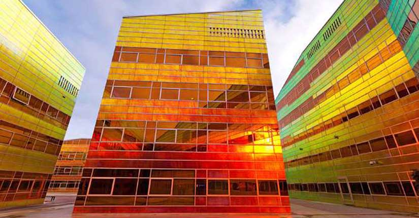 Colorful Buildings of the World