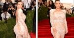 Kim Kardashian at NYC Met Gala 2015