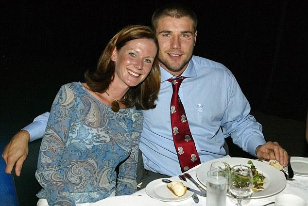 Ben Cohen's mother in law blames Kristina Rihanoff for split