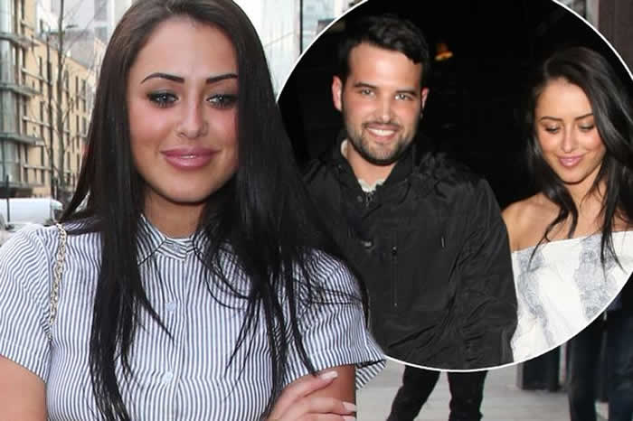 Marnie Simpson 'axed from Geordie Shore'