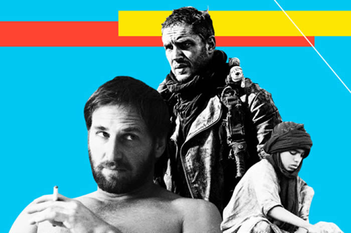 10 Movies of 2015