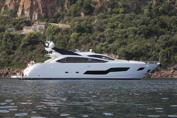 101 sport yacht