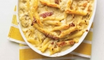 UNCOMPLICATED BAKED PENNE