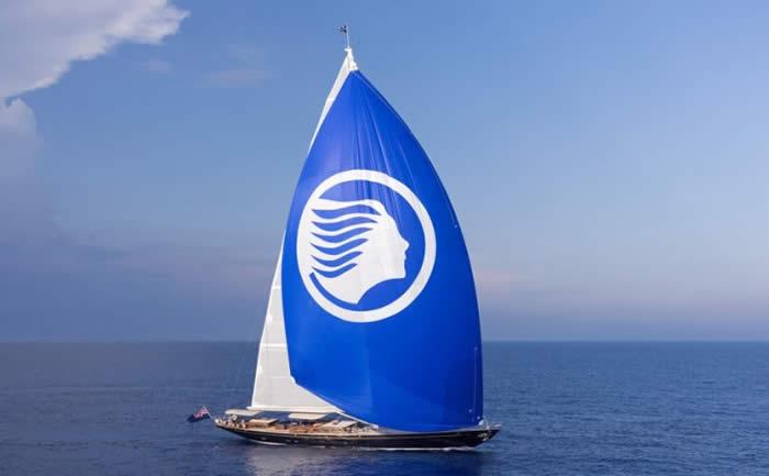 Super yacht ATALANTE