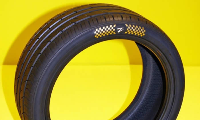 Dubai creates world's most expensive tyres