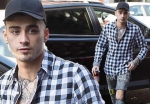Zayn Malik Shows Off His Unique Sense Of Style