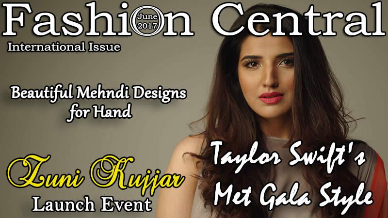 Fashion Central International June Issue 2017