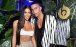 Kim Kardashian Gets Her Crop Top Blow Dried