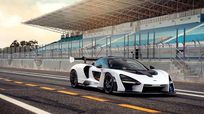 McLaren Senna First Drive Review