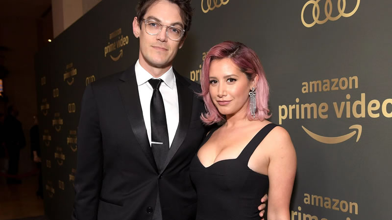 Ashley Tisdale welcomes daughter