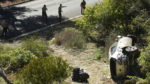 tiger wood car accident