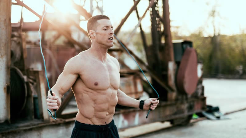 Jump Rope HIIT Workouts Will Torch Fat