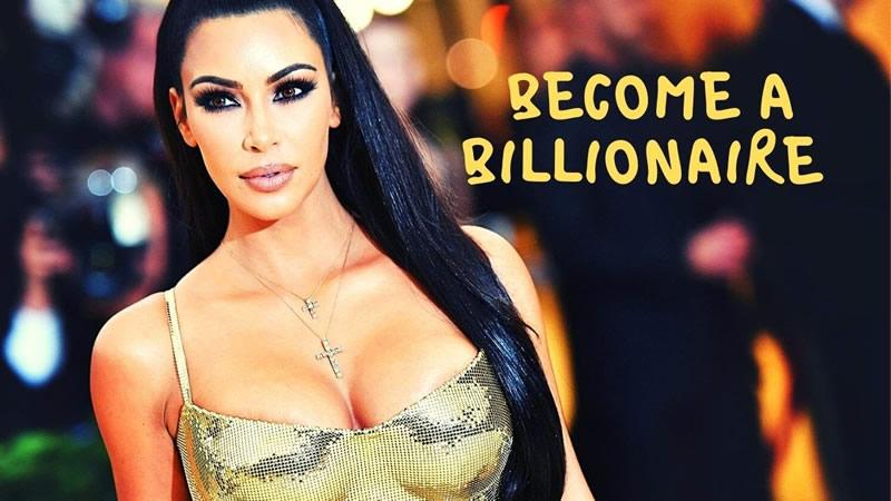 Kim Kardashian Has Officially Become a Billionaire