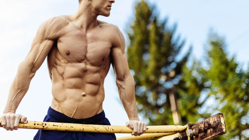 Getting Six-Pack Abs for Centuries