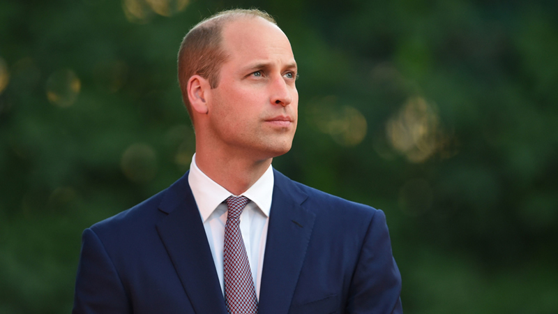 Prince William shouted while deck-spinning