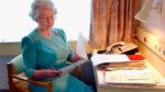 Queen Elizabeth Pens Personal Note