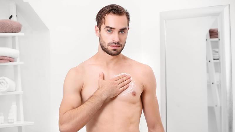 Men Need Body Lotion