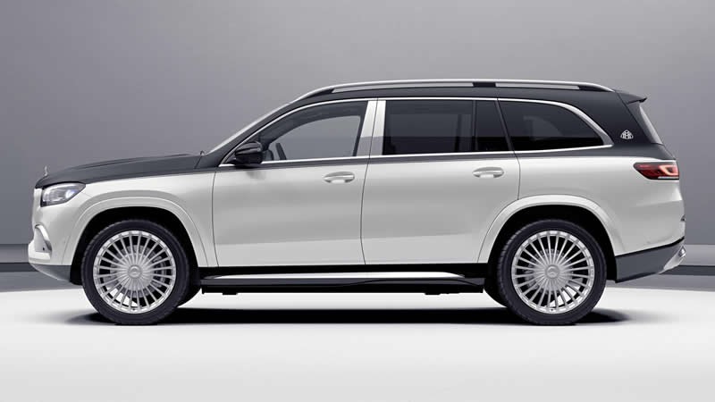 MERCEDES-MAYBACH'S LUXURIOUS GLS