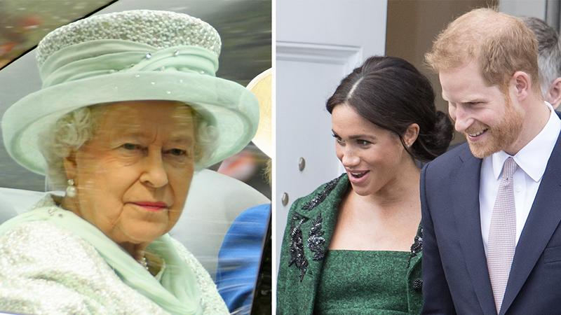 Queen Shut Down Harry Demand Meghan Get Wedding Day