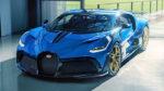 Bugatti Divo Coupe Final Model